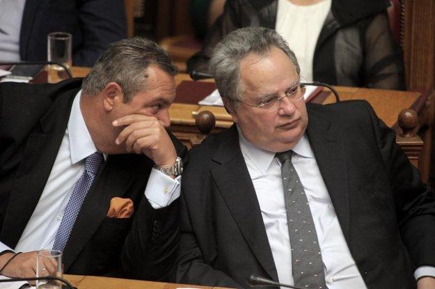 Ρουκέτα Κοτζιά κατά Καμμένου: Καμία ανοχή σε όσους λένε ότι θα ανατρέψουν την κυβέρνηση | tanea.gr