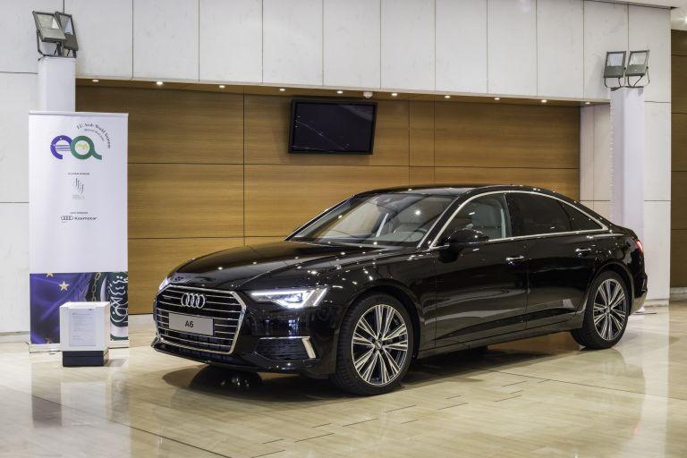 Kosmocar-Audi: Xρυσή χορηγός στην 3η Ευρω-Αραβική Σύνοδο | tanea.gr