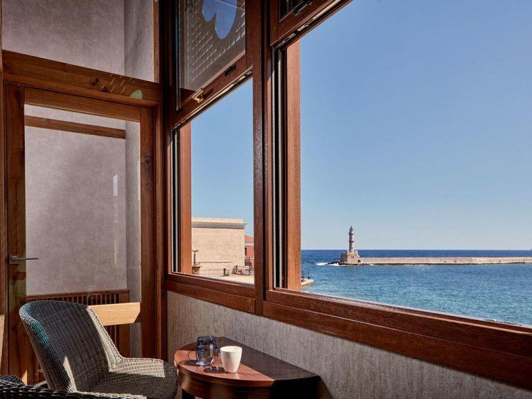 Το καλύτερο ιστορικό ξενοδοχείο της Ευρώπης βρίσκεται στα Χανιά | tanea.gr