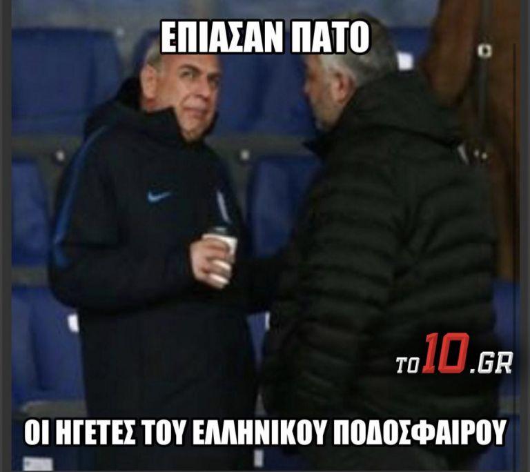 Οι δύο ηγέτες πλάι – πλάι για το καλό του ποδοσφαίρου   tanea.gr
