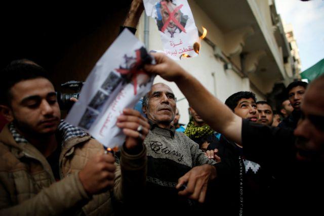 Γάζα: Νεκρός 20χρονος Παλαιστίνιος από ισραηλινά πυρά   tanea.gr