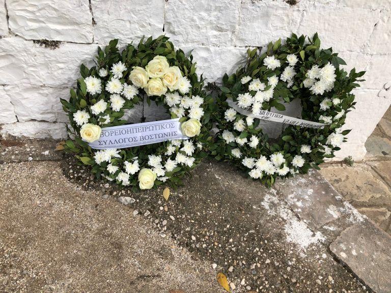 Κηδεία Κατσίφα: Θρήνος στους Βουλιαράτες   tanea.gr