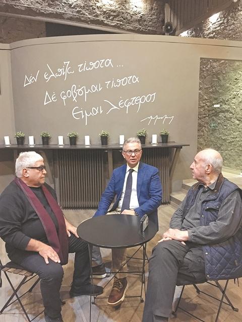Το θέατρο άνθησε μέσα στην κρίση | tanea.gr