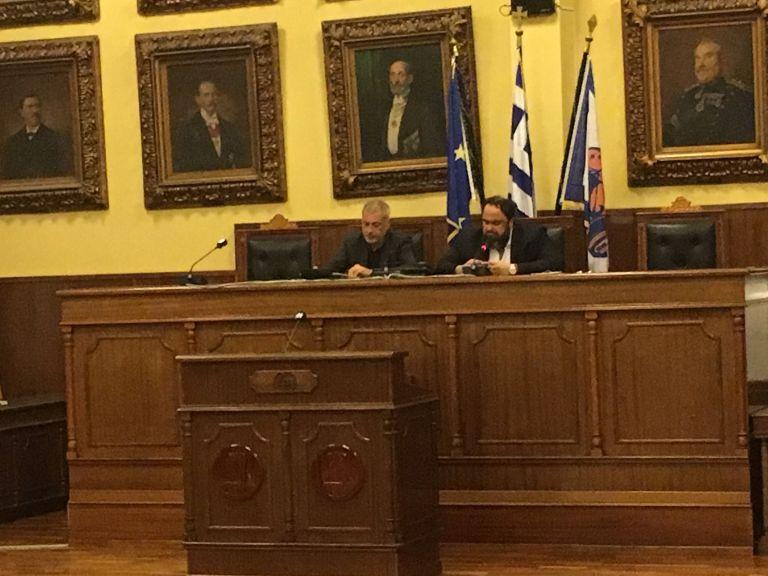 Βαγγέλης Μαρινάκης - Γιάννης Μώραλης: Κοινό όραμα για να γίνει ο Πειραιάς σύγχρονη και διαφορετική πόλη | tanea.gr