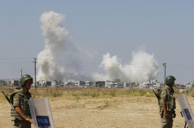 Συρία: Τουλάχιστον 15 νεκροί από βομβαρδισμούς στην επαρχία Ντέιρ Εζόρ   tanea.gr