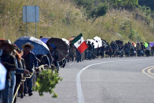 Σε επείγουσα ανθρωπιστική κατάσταση η Τιχουάνα λόγω των καραβανιών   tanea.gr