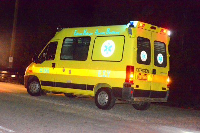 Τραγωδία στην άσφαλτο - 9 τραυματίες στην παλιά εθνική οδό Λάρισας – Θεσσαλονίκης   tanea.gr