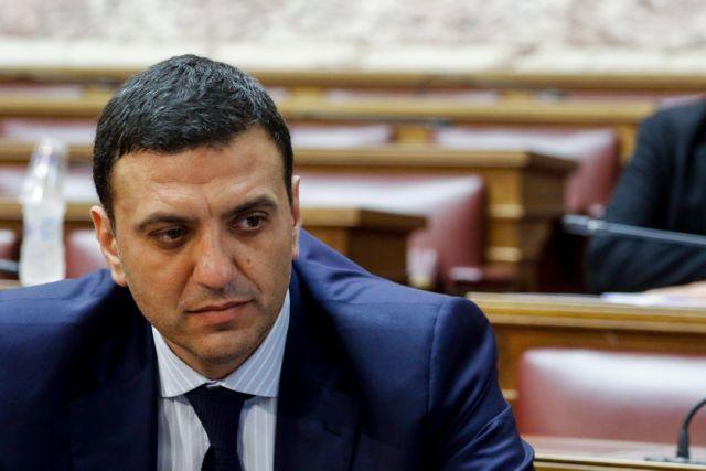 Κικίλιας: Η κυβέρνηση δημιουργεί κλίμα πολιτικής ανωμαλίας | tanea.gr