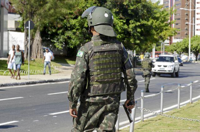 Βραζιλία: Αναστέλλονται οι αστυνομικές επιχειρήσεις στα πανεπιστήμια | tanea.gr