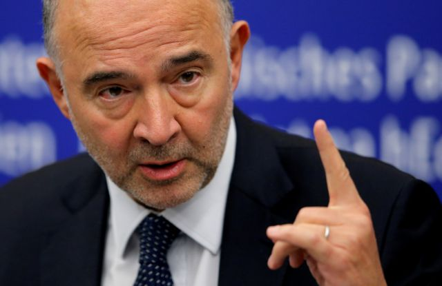 Μοσκοβισί για προϋπολογισμό: Προειδοποιεί με κυρώσεις την Ιταλία | tanea.gr
