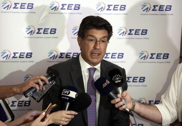 ΣΕΒ: Μεμονωμένες αλλά εμβληματικές οι υποθέσεις κακής εταιρικής διακυβέρνησης   tanea.gr