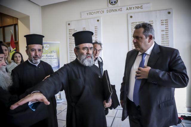 Καμμένος: Δίκαια τα αιτήματα των κληρικών | tanea.gr