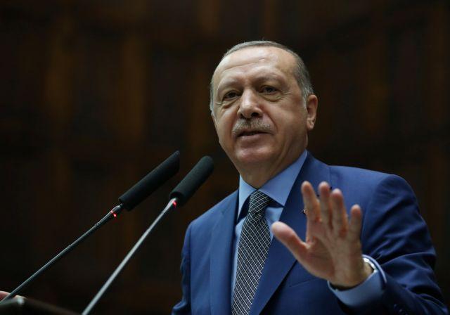 Ανένδοτος ο Ερντογάν για την «παράνομη προσάρτηση» της Κριμαίας από τη Ρωσία | tanea.gr