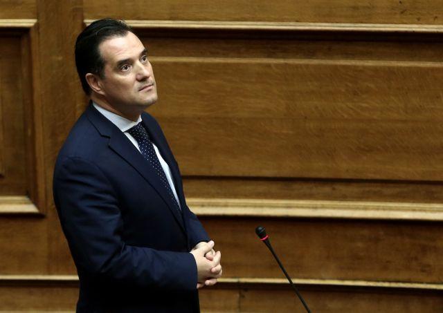 Γεωργιάδης: Δεν προσδοκώ σε γρήγορες εκλογές αν και είναι αναγκαίες | tanea.gr