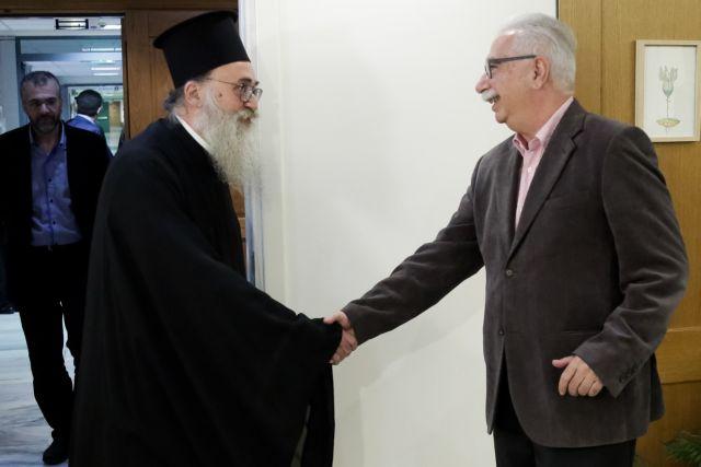 Ακαρπη η συνάντηση μεταξύ Γαβρόγλου και Εκκλησίας της Κρήτης | tanea.gr