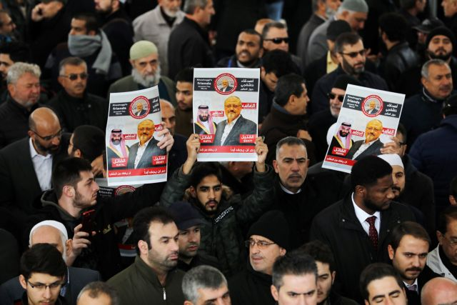 Υπόθεση Κασόγκι: Στο φως νέοι διάλογοι με τους δολοφόνους | tanea.gr
