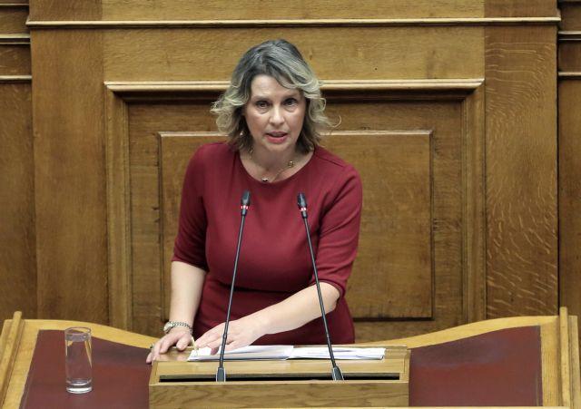 Παπακώστα: Προτείνει «πάρκο πολιτισμού» για την... προστασία του Πολυτεχνείου | tanea.gr