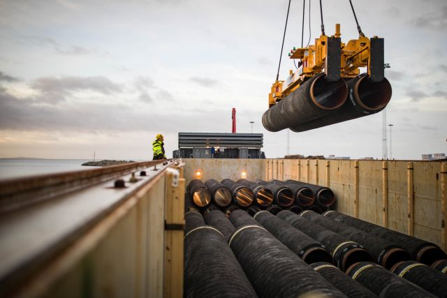 Επιμένει το Βερολίνο στον NordStream2 παρά την κρίση στην Ουκρανία | tanea.gr