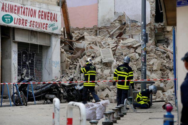 Στους έξι οι νεκροί μετά την κατάρρευση κτιρίων στη Μασσαλία | tanea.gr