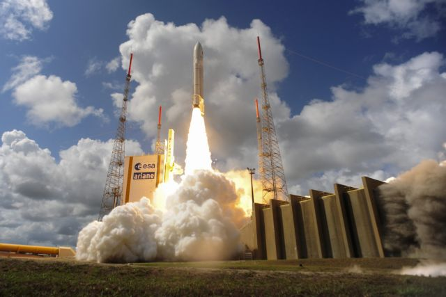 «Ψαλίδι» σε 2.300 θέσεις από τον αεροδιαστημικό όμιλο ArianeGroup | tanea.gr