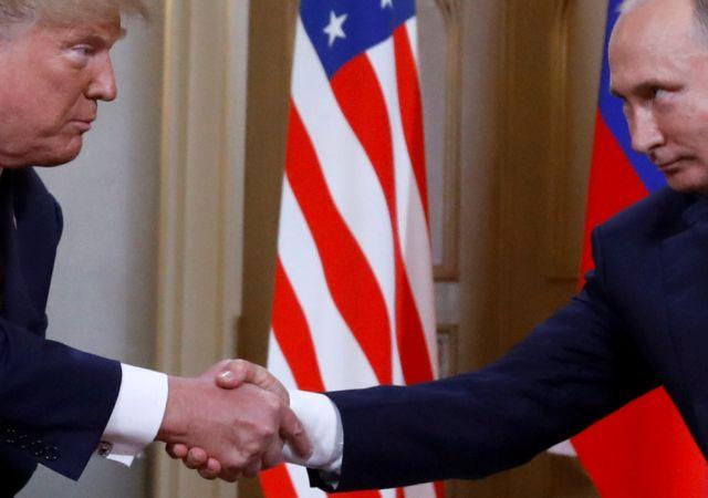 G20 : «Κοινή επιθυμία» ΗΠΑ - Ρωσίας η συνάντηση Τραμπ - Πούτιν   tanea.gr