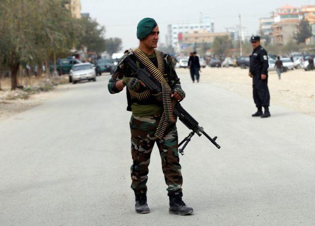 Αφγανιστάν: Νεκρός στρατιώτης των ΗΠΑ από Αφγανό στρατιώτη | tanea.gr