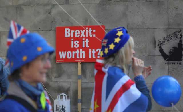 Το 54% των Βρετανών «παραμένει» στην Ευρώπη | tanea.gr
