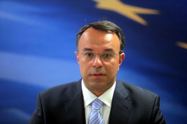 Σταϊκούρας: Οκτώ δείκτες που αποδεικνύουν την παραλυτική στασιμότητα της οικονομίας | tanea.gr