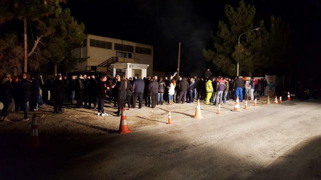 Διαβατά: Νέα συμπλοκή σε hotspot με δύο τραυματίες | tanea.gr