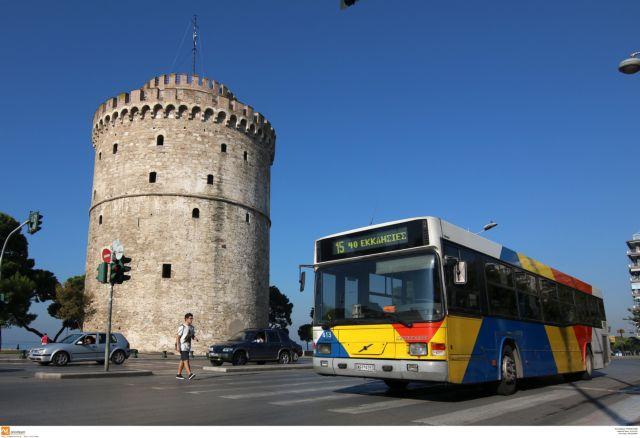 Θεσσαλονίκη: Νέα αστικά λεωφορεία στους δρόμους της πόλης | tanea.gr