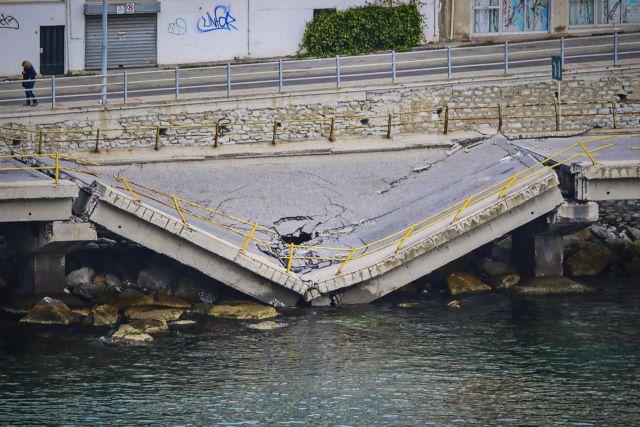 Καμπανάκι κινδύνου για τις γερασμένες γέφυρες στην Ελλάδα | tanea.gr