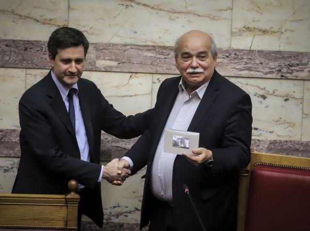 Στη Βουλή ο προϋπολογισμός του 2019 - «Κίτρινη κάρτα» από την Κομισιόν | tanea.gr