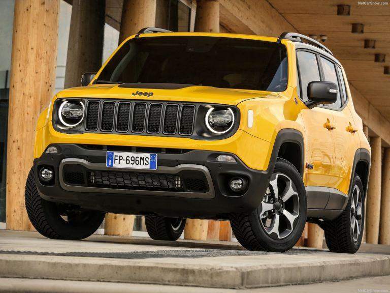 Jeep Renegade: Πιο ολοκληρωμένο από ποτέ και με τιμή έκπληξη | tanea.gr