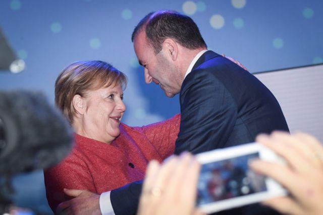 Γερμανία: Σχόλια και αντιδράσεις για την υποψηφιότητα Βέμπερ | tanea.gr