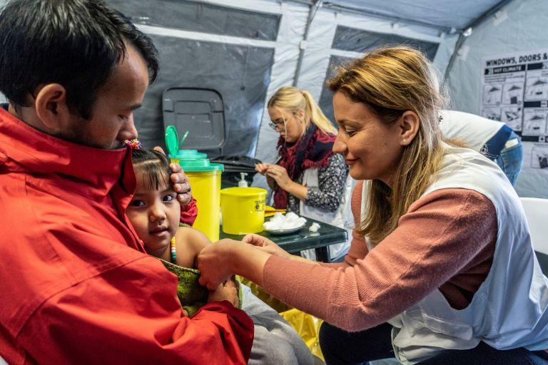 Εκστρατεία εμβολιασμού 2.000 παιδιών | tanea.gr