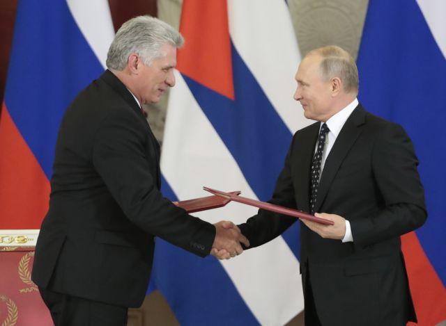 Μόσχα και Αβάνα ανανέωσαν τους δεσμούς φιλίας τους | tanea.gr
