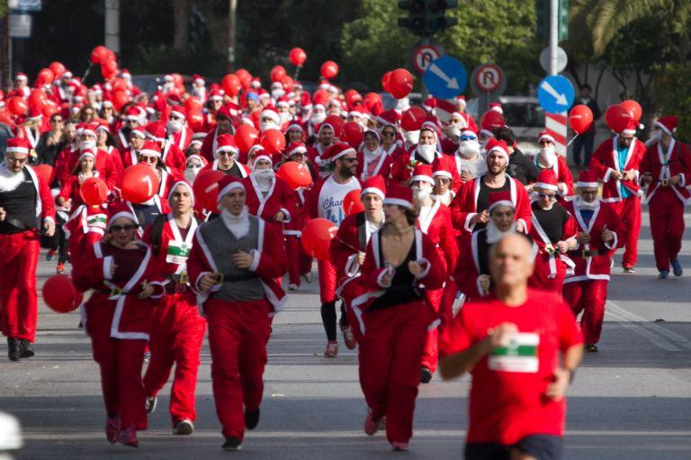 To 5o Santa Run Athens ανεβαίνει στα βόρεια! | tanea.gr