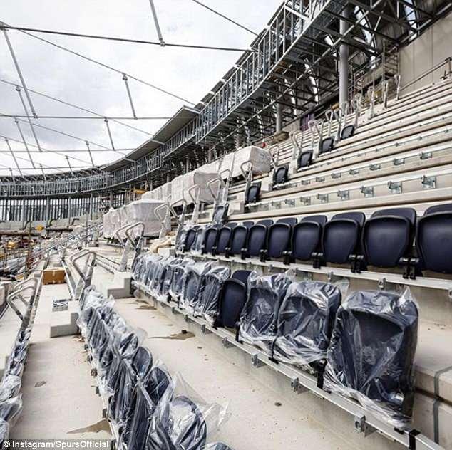 Από Μάρτιο το νέο γήπεδο της Τότεναμ | tanea.gr