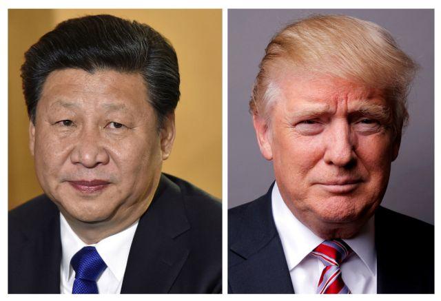 Τραμπ και Σι Τζινπίνγκ συζήτησαν για το εμπόριο και τη Β. Κορέα | tanea.gr