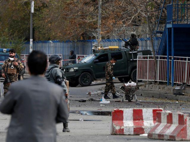 Αφγανιστάν: Τρεις νεκροί από επίθεση αυτοκτονίας   tanea.gr