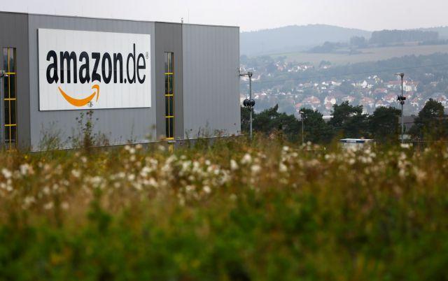 Γερμανία: Ερευνα εναντίον της Amazon ξεκινά το Ομοσπονδιακό Γραφείο Καρτέλ | tanea.gr
