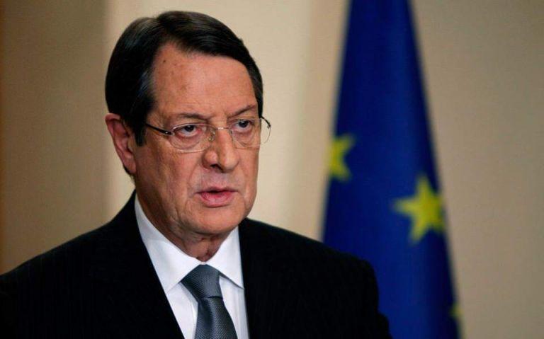 Επίθεση της αντιπολίτευσης στον Αναστασιάδη μετά τις δηλώσεις για Κυπριακό | tanea.gr