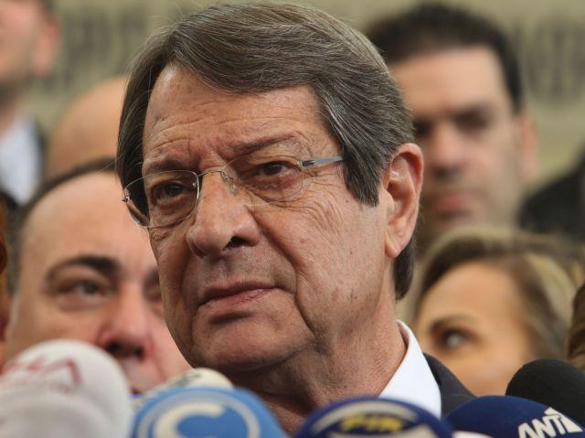 Αναστασιάδης: Ικανοποίηση για τη συμφωνία Brexit και το καθεστώς των βάσεων | tanea.gr