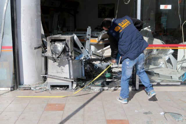 Νέα επίθεση σε ΑΤΜ στους Αγίους Αναργύρους | tanea.gr