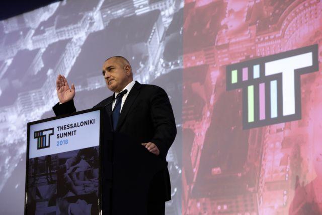 Μπορίσοφ: Να συνδέσουμε το Αιγαίο με τη Μαύρη Θάλασσα | tanea.gr