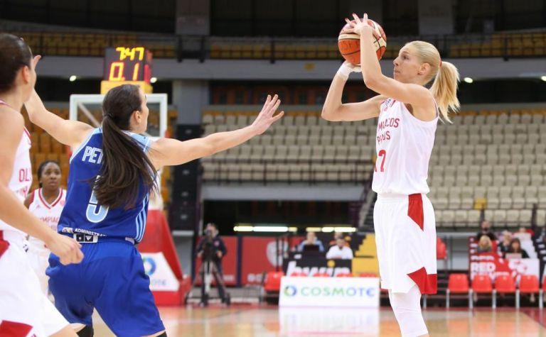 Πάλεψαν έως το τέλος τα κορίτσια του Ολυμπιακού | tanea.gr