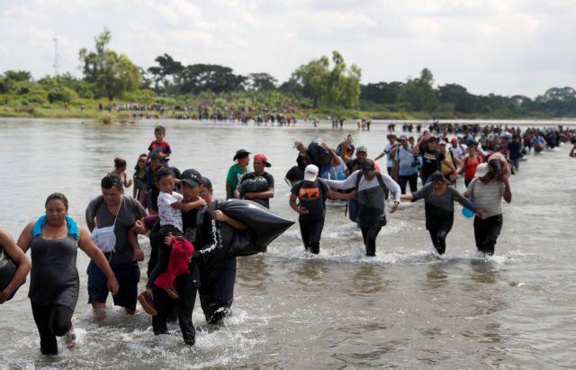 Δεν θα ανοίξουν πυρ κατά των μεταναστών | tanea.gr