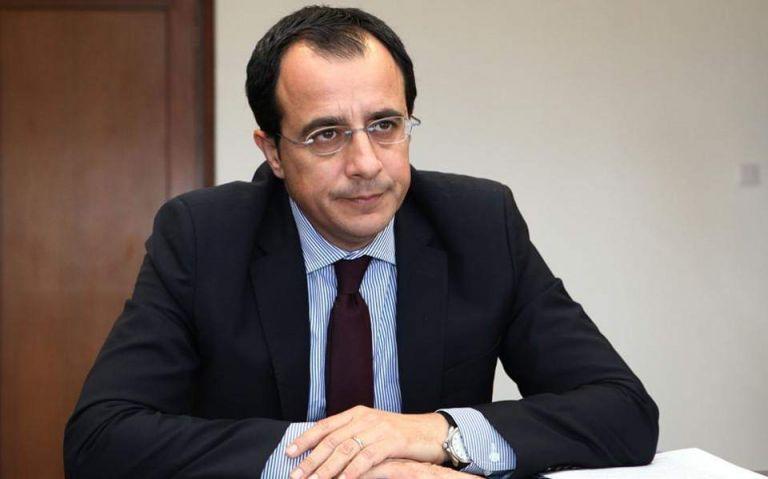 Χριστοδουλίδης: Καθοριστική η συμφωνία για τους όρους αναφοράς στο Κυπριακό | tanea.gr