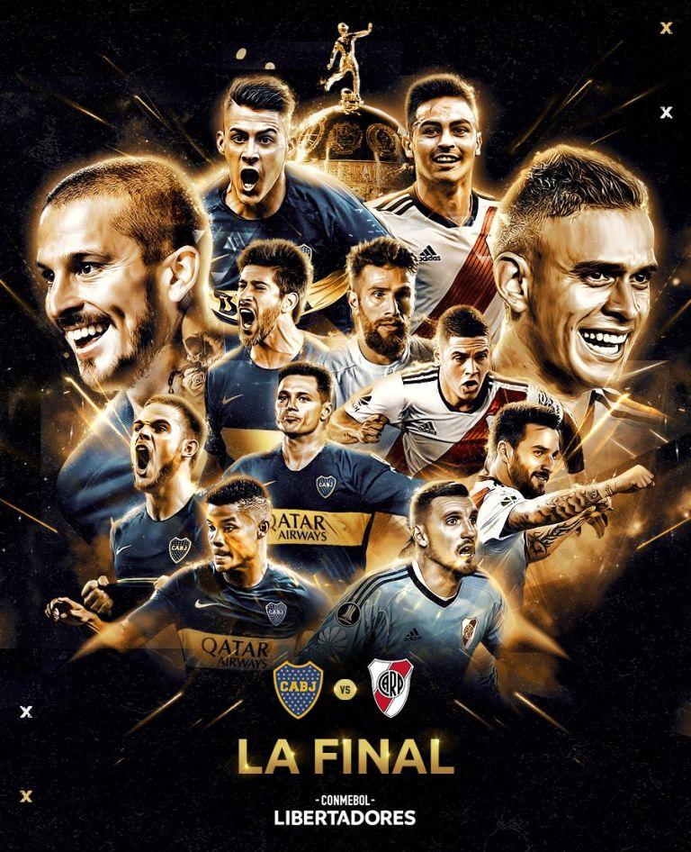 Copa Libertadores : Η CONMEBOL επιβεβαίωσε τον τελικό Μπόκα-Ρίβερ, | tanea.gr