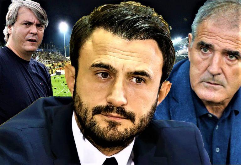 Aρης: Τετ α τετ με τον Ερέρα, Καρυπίδης και Διαμαντόπουλος | tanea.gr